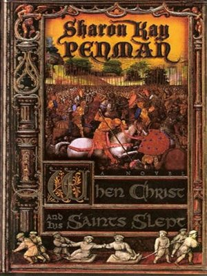 cover image of When Christ and His Saints Slept