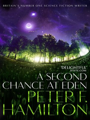 cover image of A Second Chance at Eden