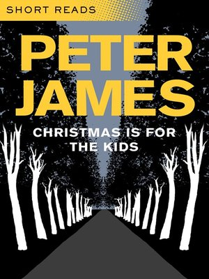 cover image of Christmas is for the Kids (Short Reads)