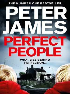 cover image of Perfect People