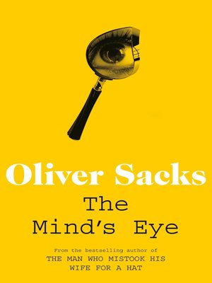cover image of The Mind's Eye