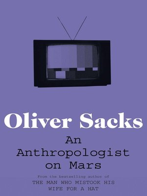 cover image of An Anthropologist on Mars