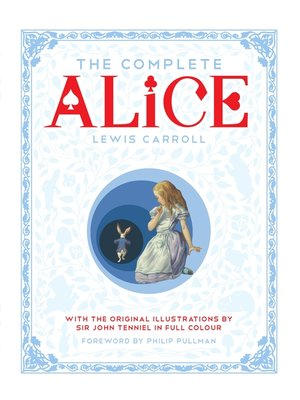 cover image of The Complete Alice