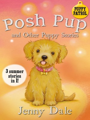 cover image of Posh Pup and Other Puppy Stories