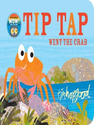 cover image of TIP TAP Went the Crab