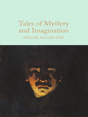 cover image of Tales of Mystery and Imagination