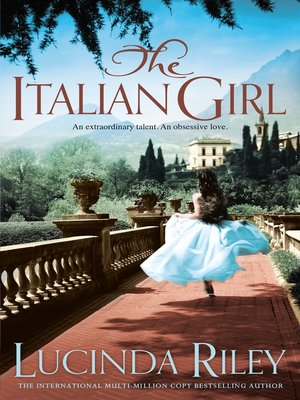 cover image of The Italian Girl