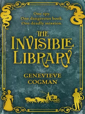 cover image of The Invisible Library
