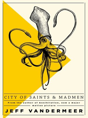 cover image of City of Saints and Madmen