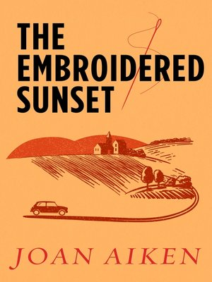 cover image of The Embroidered Sunset