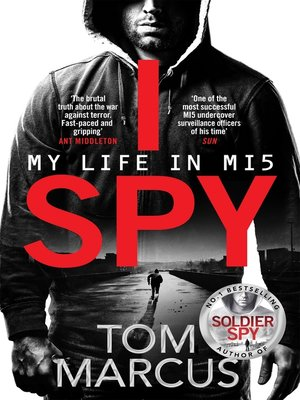 cover image of I Spy