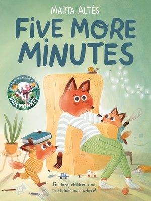 cover image of Five More Minutes