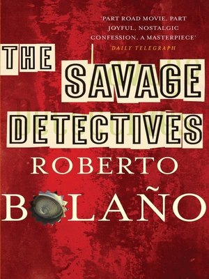 cover image of The Savage Detectives