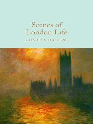 cover image of Scenes of London Life