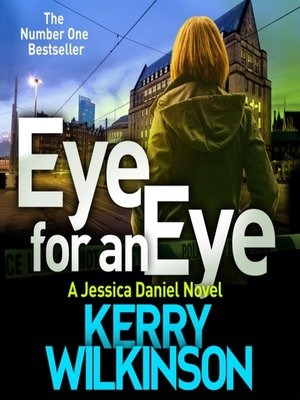 cover image of Eye for an Eye