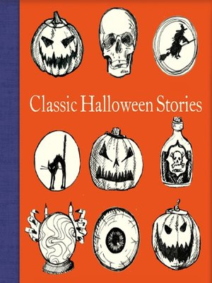cover image of Classic Hallowe'en Stories