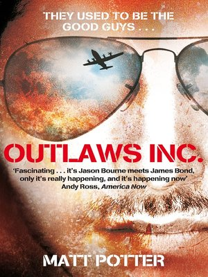 cover image of Outlaws Inc.