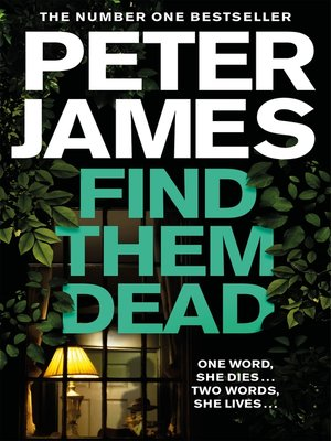 cover image of Find Them Dead