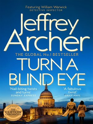 cover image of Turn a Blind Eye