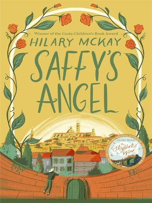 cover image of Saffy's Angel