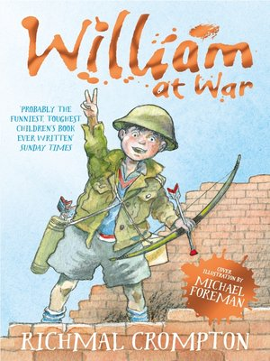 cover image of William at War