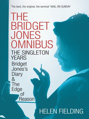 cover image of The Bridget Jones Omnibus