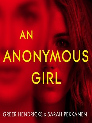 cover image of An Anonymous Girl