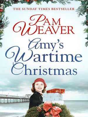 cover image of Amy's Wartime Christmas