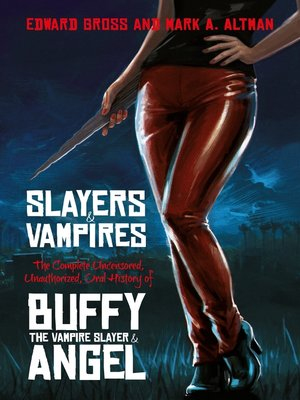 cover image of Slayers and Vampires