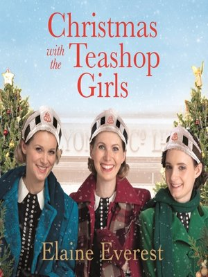 cover image of Christmas with the Teashop Girls