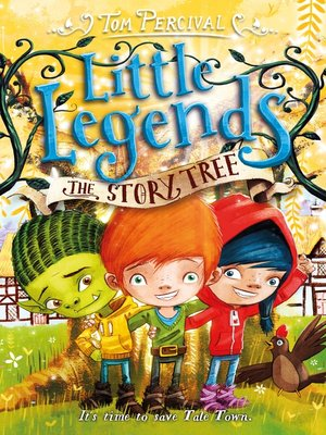 cover image of The Story Tree