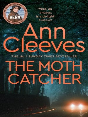cover image of The Moth Catcher