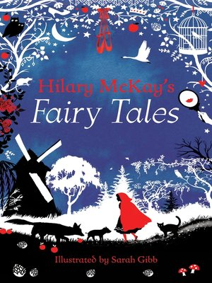 cover image of Hilary McKay's Fairy Tales