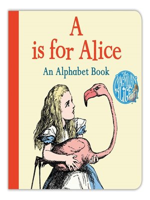 cover image of A is for Alice