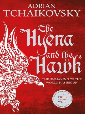 cover image of The Hyena and the Hawk