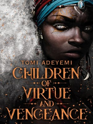 cover image of Children of Virtue and Vengeance