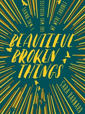 cover image of Beautiful Broken Things