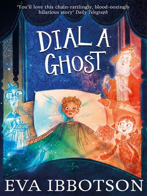 cover image of Dial a Ghost