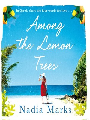 cover image of Among the Lemon Trees