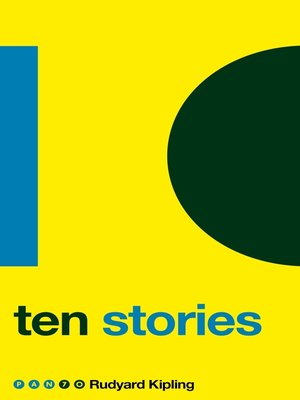 cover image of Ten Stories