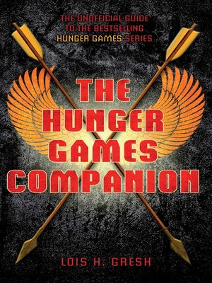 cover image of The Unofficial Hunger Games Companion