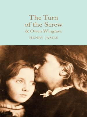 cover image of The Turn of the Screw and Owen Wingrave