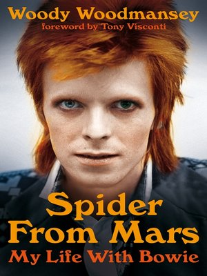 cover image of Spider from Mars