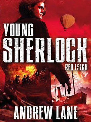 cover image of Red Leech