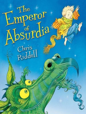 cover image of The Emperor of Absurdia