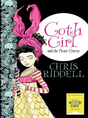cover image of Goth Girl and the Pirate Queen