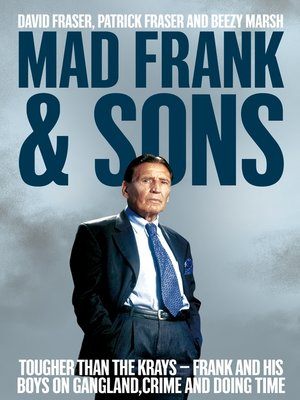 cover image of Mad Frank and Sons