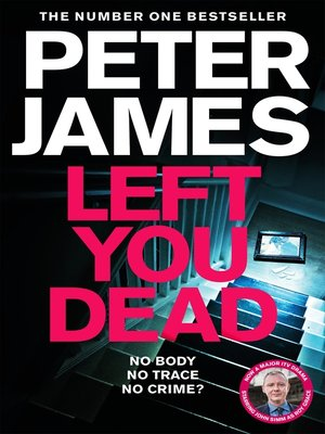 cover image of Left You Dead