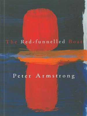 cover image of The Red-Funnelled Boat