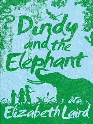 cover image of Dindy and the Elephant
